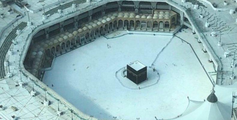 Corona-sluiting-moskeen